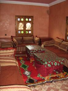 Inside Dar Adrar