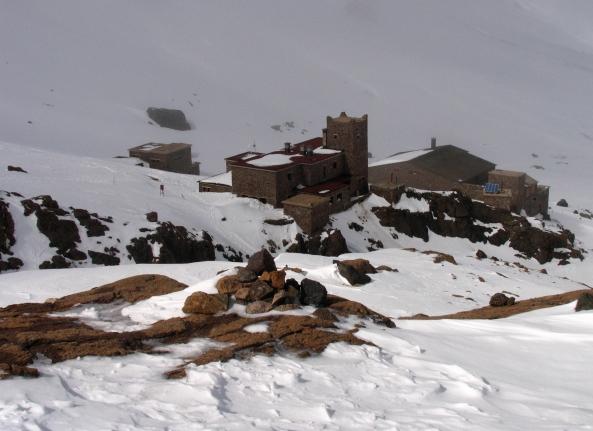 Refuge Du Toubkal 3207m