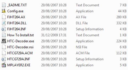 codec-folder