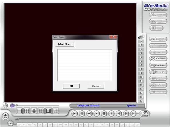 Interface-floder