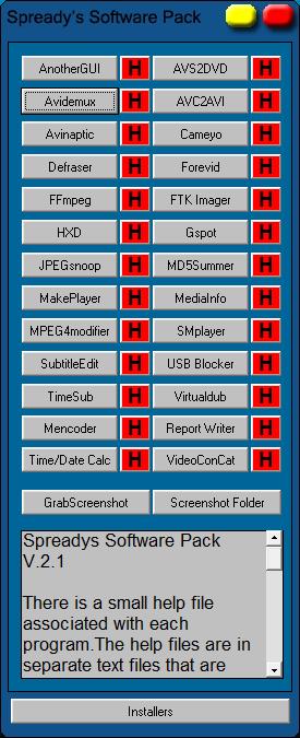 Software Pack V 2 | Spreadys blog