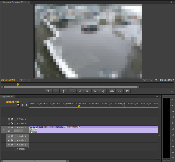 Frame Accurate scrubbing on the Timeline within Premiere Pro